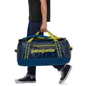 Patagonia Black Hole Duffel Bag 70l, azul